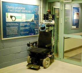 The Self Driving Wheelchair