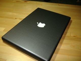 Carbon Fiber Look MacBook