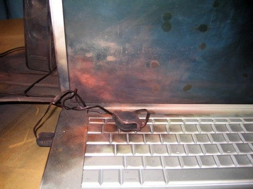 Laptop Explosion: Not Sony's Fault This Time