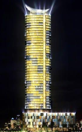 Dubai Gets a Solar Powered Rotating Tower