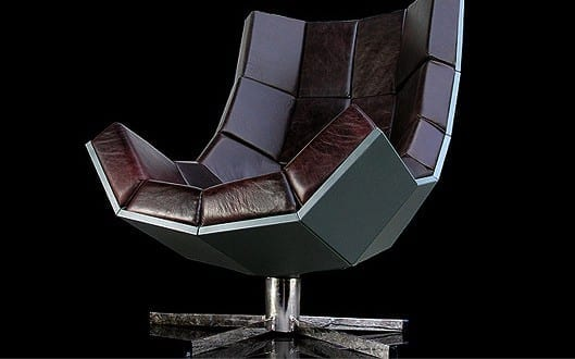 Evil Villains all have Evil Contemplating Chairs