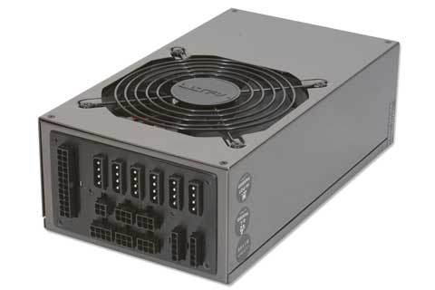 World's First 2000 Watt Power Supply by ULTRA Products