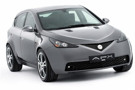 644 hp a Top Speed of 155 mph and it�s Electric?