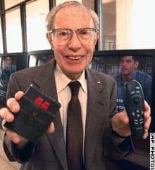 RIP Mr. Adler� Thanks for my Remote!