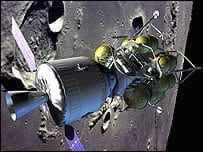 Space Cowboys To Take A Ride On An Asteroid