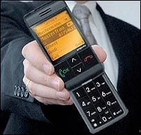A New Cellphone For The Older Generations