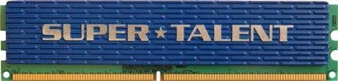 Super Talent Announces 4 GigaByte DDR2-800 Gaming Kit