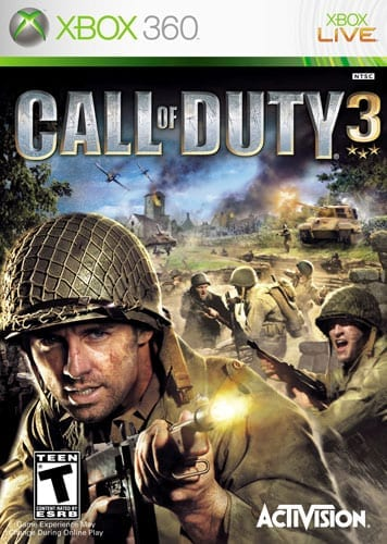 Play Call of Duty 3 and you might go to Normandy!