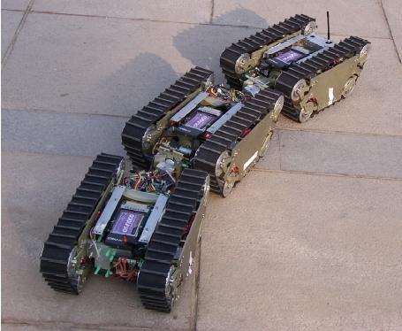 Linky Robots�. Sweet�