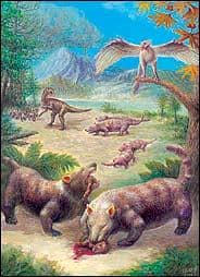Early Mammals May Have Survived What Killed The Dinosaurs