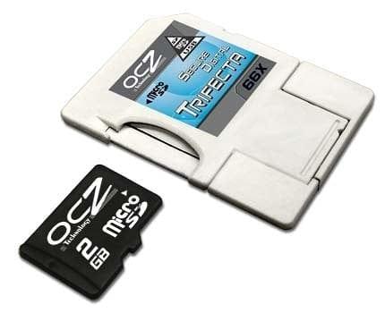 OCZ Technology Releases the Versatile Trifecta Flash Card