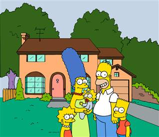 Feeling Depressed? Just Watch The Simpsons
