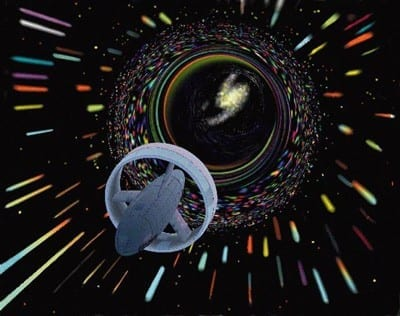 Stargates To The Universes Next Door