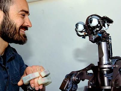 Robot Adapts to Environment and Humans Too!
