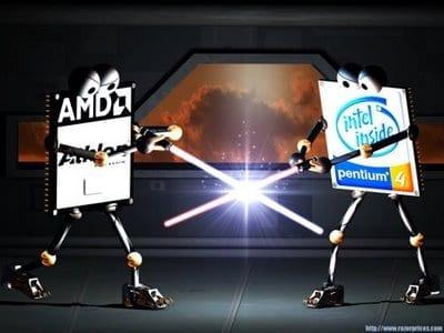 INTEL Fires First Salvo in CPU Price War