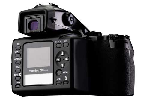Mamiya Introduces the First 22 Megapixel Digital Camera System for Under $10,000