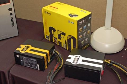 Antec Introduces TruePower Quattro Power Supply