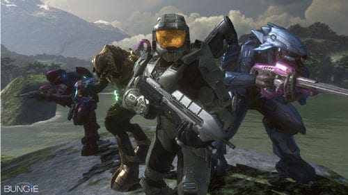 Four Player Halo 3 Co-op Confirmed!