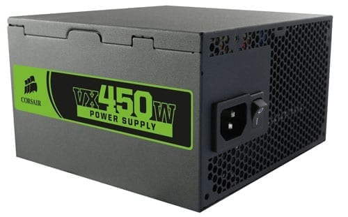 CORSAIR INTRODUCES ECO-FRIENDLY POWER SUPPLY FAMILY