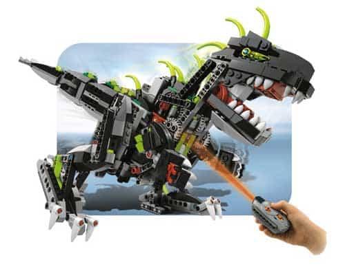 LEGO� Goes Jurassic in 2007