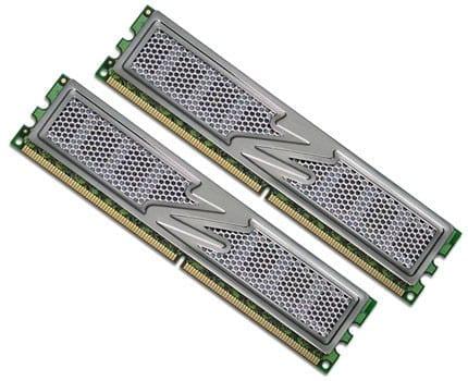 OCZ Introduces CL3 Super Low Latency Titanium Edition Memory Kits