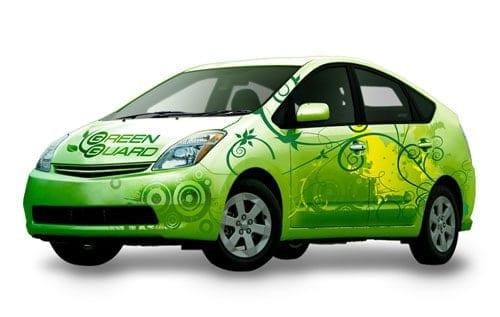 Cooler Master Unveils Green Guard Program & Hybrid Car Prize