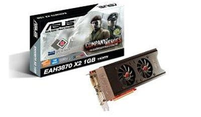 ASUS Unveils World�s First Graphics Cards with Dual AMD Radeon HD 3870X2 Graphics Cores