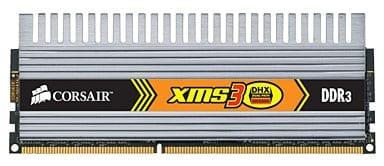 Corsair Advances Speed Grades on DDR2 & DDR3 DRAM Product Lines