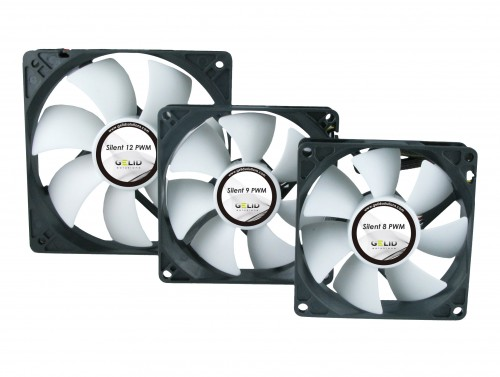 GELID Solutions Launches Superior Silent Case Fan Series for Silent Enthusiasts