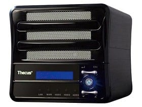 Thecus Storage Fans Get Fed