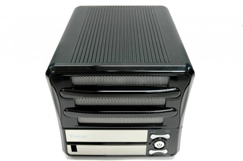 Thecus Announces New AMD Geode Based N3200PRO NAS