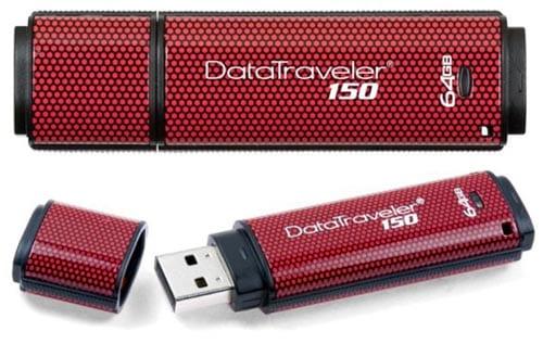 Kingston Data Traveler USB Drive Hits 64 Gigs