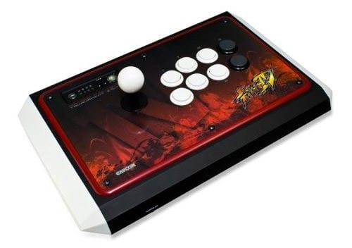 Madcatz Street Fighter IV Premium Controller