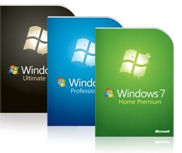What Do Canadians Have to Pay for Windows 7?