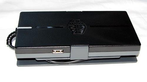 MEGATech Reviews - Cooler Master SNA95 Slim Notebook Adapter