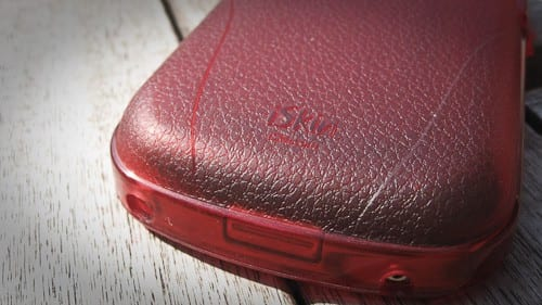 MEGATech Reviews - iSkin Vibes Slim Case for the BlackBerry Bold