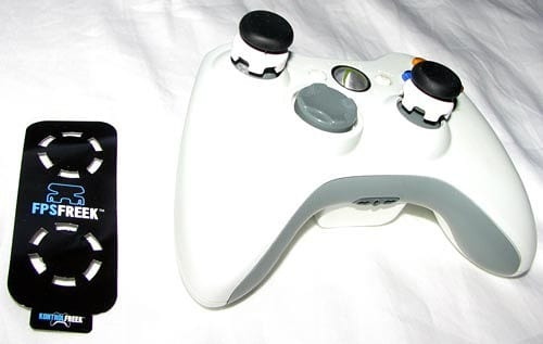 MEGATech Reviews � KontrolFreek FPSFreek and SpeedFreek Xbox 360 Mods