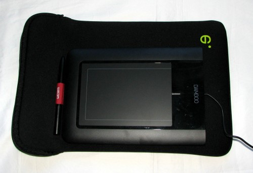 MEGATech Reviews - Be.ez LArobe Protection Tablet Artista WACOM Tablet Sleeve