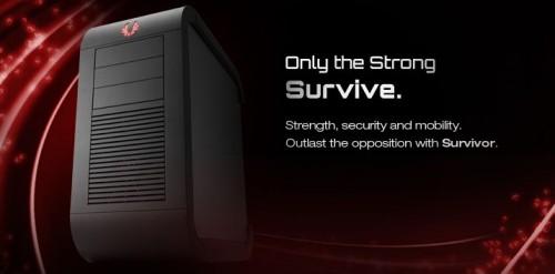BitFenix Announces the Survivor Ruggedized LAN Party Chassis