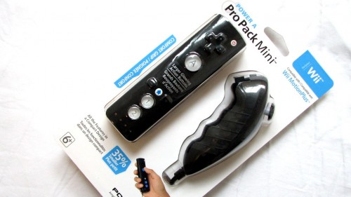 MEGATech Reviews - Power A Pro Pack Mini Remote for Nintendo Wii