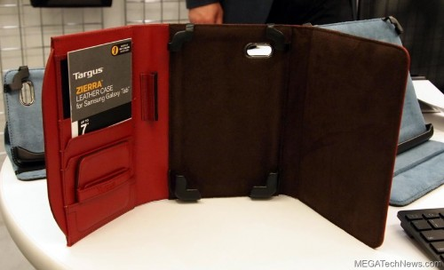 CES 2011 - Targus Offers Cases for Everything