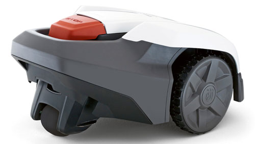 Get Husqvarna's Robot to Mow Your Lawn for You