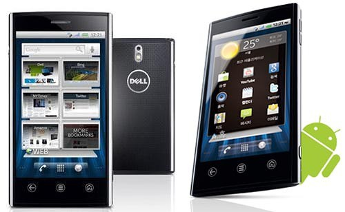 Unlocked Dell Venue Android Smartphone Shipping Soon