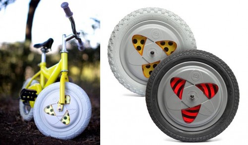 Gyrowheel Reinvents the Training Wheel for Kids