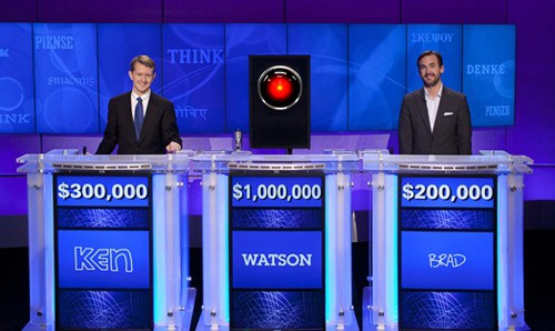 From IBM's Watson to The Extinction of the Human Race