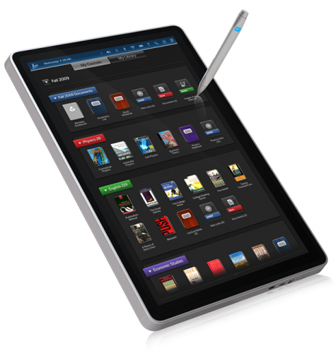 Kno Tablet
