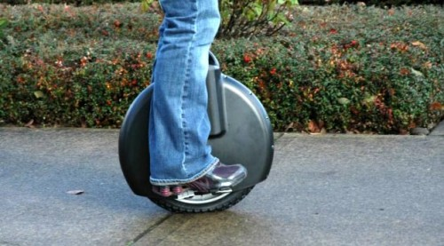 Solowheel: The Handlebar-Free Segway Unicycle (Video)