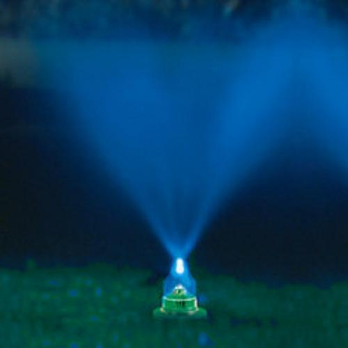 Summer Fun With the Water and Light Lawn Show