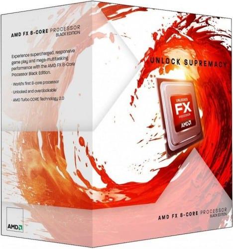 AMD Processor Box Transforms into Box Art