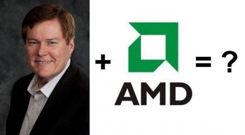 AMD Hands the CIO Reins to Mike Wolfe
